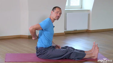 Yoga Video Tutorial: Was tun gegen Stress?