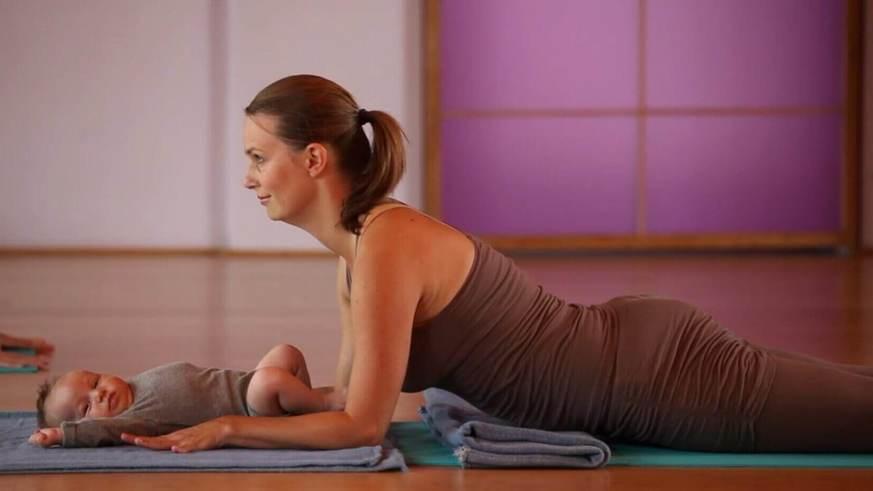 Yoga Video Spirit Yoga – Postnatal