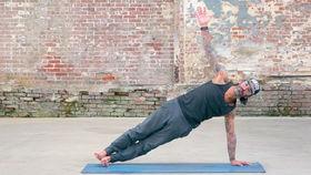 Yoga Video Tutorial: 3 Asanas für starke Arme