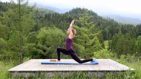 Yoga Video Spirit Yoga Morgenpraxis für mehr Herz im Alltag