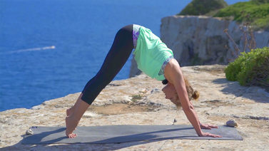 Yoga Video Ocean Yoga zur Aktivierung