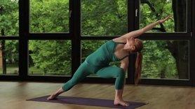 Yoga Video Iyengar Yoga für Anfänger - 60 Min.