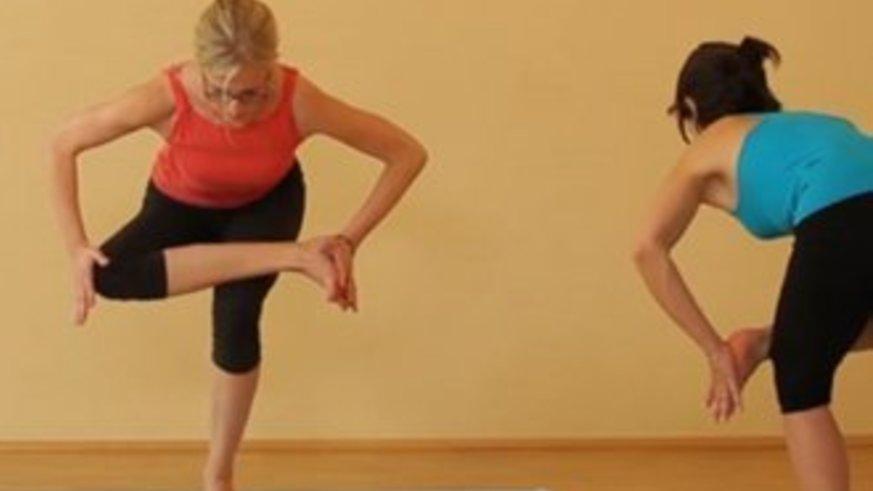 Yoga Video Anusara Yoga – Hüftöffner leicht gemacht