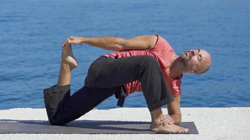 Yoga Video Body Mind Flow