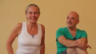 Yoga Video Interview: Lalla und Vilas Turske