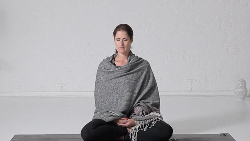 Yoga Video Meditation für Happiness