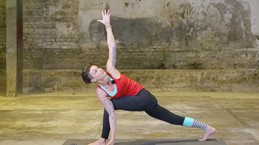 Yoga Video Happy Detox Yoga