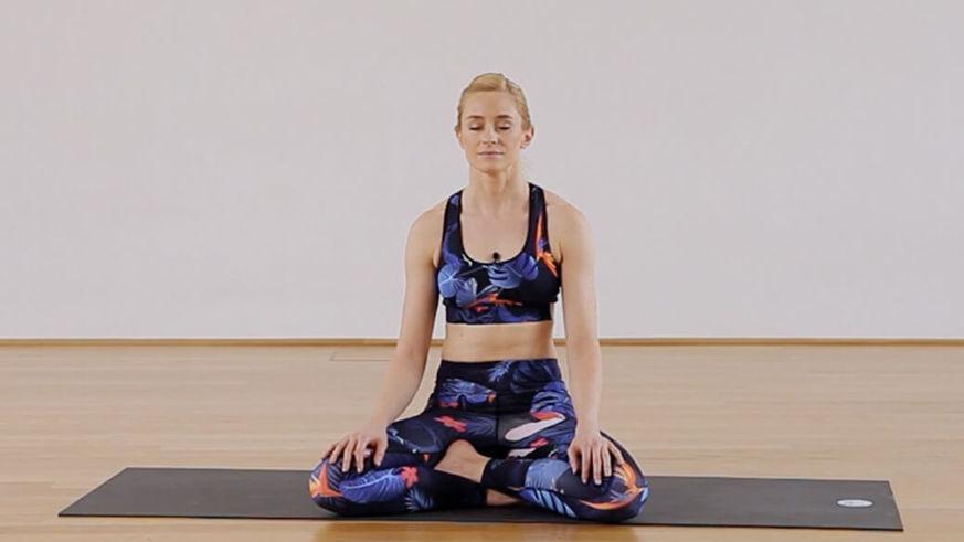 Yoga Video Meditation für mehr Klarheit