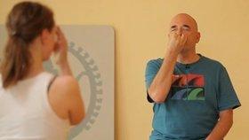 Yoga Video Atmen mit Vilas: Anuloma Pranayama