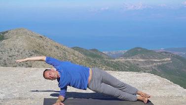 Yoga Video Kraft und Stärke aus der Mitte
