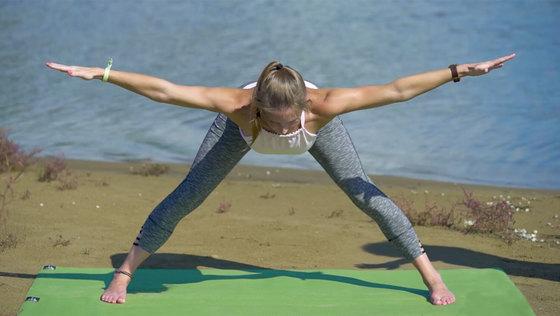 Yoga Video Yoga für einen Neuanfang