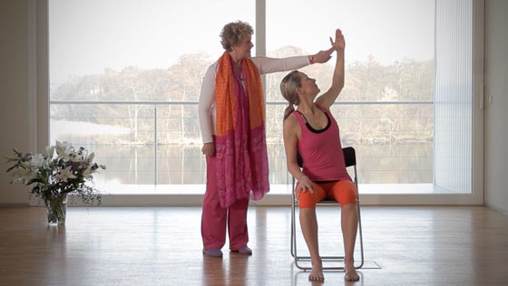 Yoga Video Antistress-Yoga fürs Büro oder unterwegs