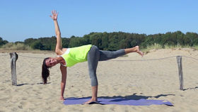 Yoga Video Alles im Fluss: Ein dynamischer Flow für Fortgeschrittene