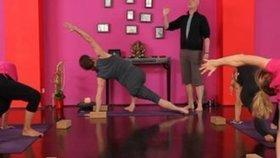 Yoga Video Vishnus Couch Flow - Deep Twists