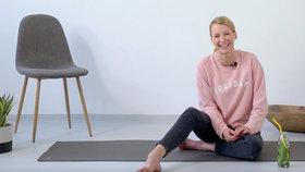 Yoga Video Interview: Working Mum und Yoga, wie man beides im Alltag verbindet