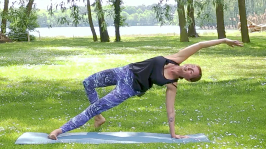 Yoga Video Detox Yoga für den Morgen