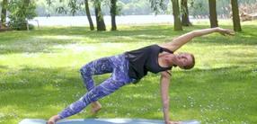 Detox Yoga für den Morgen