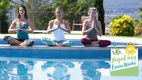 Yoga Video YogaEasy Finca Woche