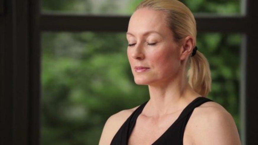Yoga Video Spirit Yoga Vinyasa Flow: normale und seitliche Krähe