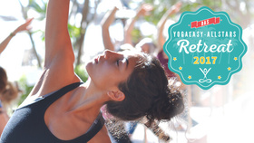 Yoga Video Impressionen YogaEasy Allstars Retreat 2017