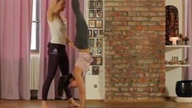 Yoga Video Kraft und Gelassenheit