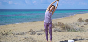 Sanftes Detox Yoga für einen entspannten Bauch