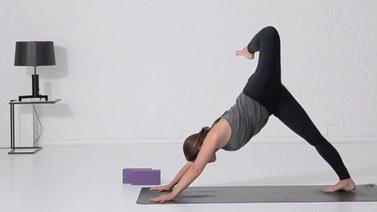 Yoga Video Sanfte Hüftöffner zum Lösen von Blockaden