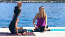 Yoga Video Hüft-Flow: Für mehr Stabilität und Flow im Leben