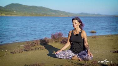 Yoga Video Tantrische Atem-Meditation: Für Raum und Weite