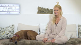 Yoga Video Interview mit Sonia Taylor Bach