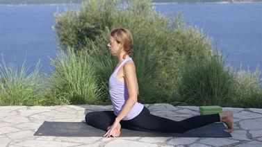 Yoga Video Hüften, Halt und Happiness