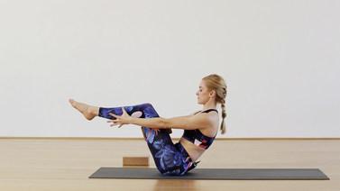 Yoga Video Basic doktor yoga flow: ein Vinyasa Flow für Anfänger
