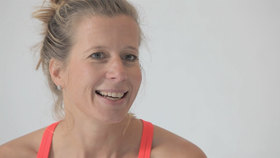 Yoga Video Interview mit Claudia Uhrig