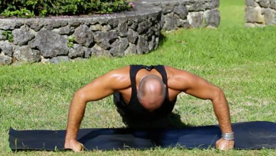 Yoga Video Kraftpaket: Eine Kraftsequenz zur Stärkung des Oberkörpers