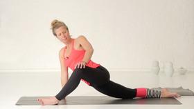 Yoga Video Yin Yoga für mehr Öffnung und Weite