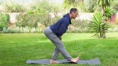 Yoga Video Tutorial: 3 Asanas für Läufer