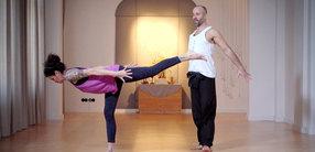 Yoga statt Espresso 4 – Aktivität und Kraft für die Arme