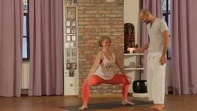 Yoga Video Abend-Yoga