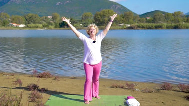 Yoga Video Morgen-Yoga für einen schwungvollen Start in den Tag