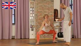 Yoga Video Bedtime Yoga (English Version)