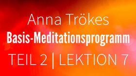 Yoga Video Basismeditation Teil 2: Lektion 7