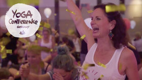 Yoga Video Impressionenfilm von der Yoga Conference 2018