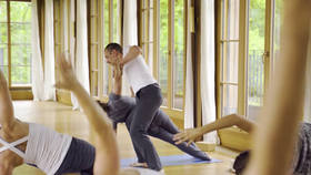 Yoga Video Impressionen vom Yoga Summit auf Schloss Elmau
