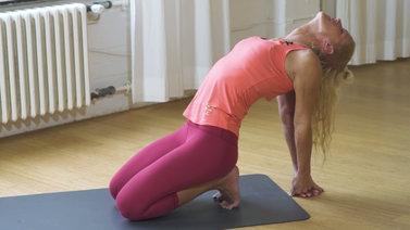 Yoga Video Ninja Yoga: ein kraftvoller Flow für Fortgeschrittene