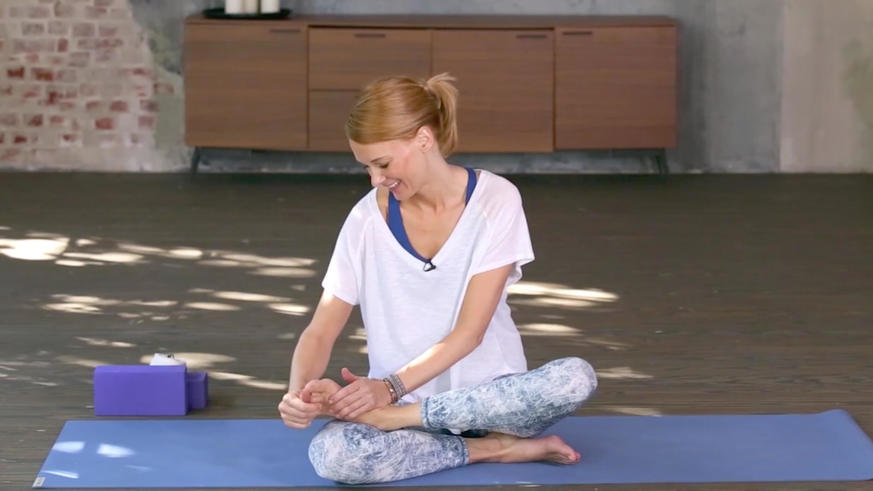 Yoga Video Self Care: Yoga für die Füße