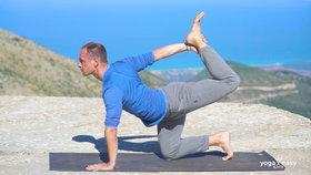 Yoga Video Feel Good Flow: Ein ganzheitlicher Vinyasa Flow