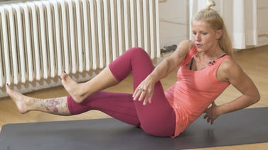 Yoga Video Tutorial: Wie ich den inneren Schweinehund überwinde