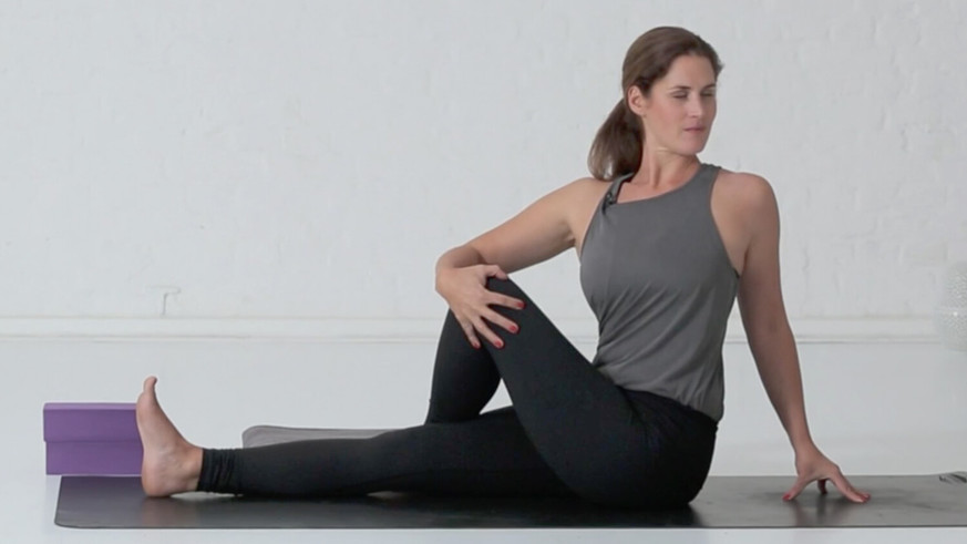 Yoga Video Abend-Yoga: Deep Sleep
