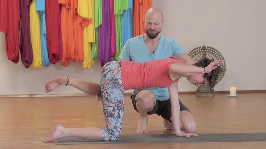 Yoga Video Waldi-Sequenz: Eine kurze Yoga-Sequenz für den unteren Rücken