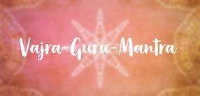 Vajra-Guru-Mantra: Anrufung Padmasambhavas
